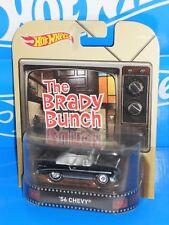 Hot Wheels Retro Entertainment Series The Brady Bunch '56 Chevy Convertible