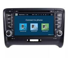 AUTORADIO ANDROID 7.1 STEREO PER AUDI TT MK2 2006 2007 2008 2009 2010 2011 2012