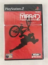PS2 Dave Mirra Freestyle BMX 2, UK Pal, Brand New & Factory Sealed, Scratch