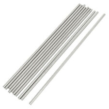 10x RC Airplane Model Part Stainless Steel Round Rods Axles Bars 3mm x 150mm HP