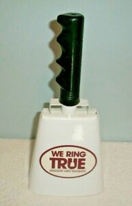 """Mississippi State Bulldogs """"We Ring True"""" Cowbell"""