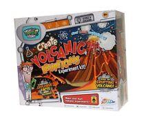 Childrens Erupting Volcano Eruption Kit Science Experiment Model Toy R09-0027