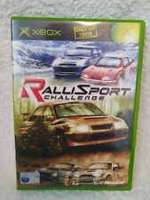 Replacement Case and Manual for RalliSport Challenge (Xbox)