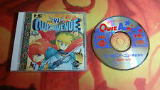 QUIZ AVENUE PC ENGINE CDROM2 SYSTEM COMBINED SHIPPING