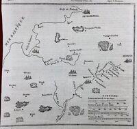 Plan Campagne de Russie 1812 Moscou Napoléon Smolensk Vigigraphe Grande Armée