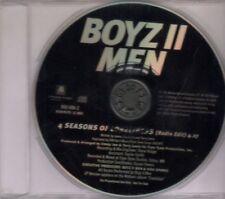 Boyz II Men(Promo CD Single)4 Seasons Of Loneliness-Motown-860 696-2-New