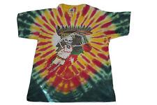 Original Vintage Lithuania Barcelona 1992 Grateful Dead Olympic Basketball Shirt