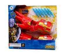 Oficial Disney Marvel Vengadores Infinity War Iron Man repulsor guantes