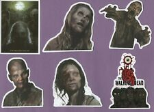 WALKING DEAD Sticker FILM occult ZOMBIES GORE TV scary HORROR creepy COMIC