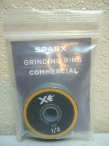 "NEW Sparx Hockey 1/2"" Grinding Radius Ring for Hockey and Figure Skates"