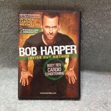 Bob Harper Inside Out Method Body Rev Cardio  Conditioning. DVD