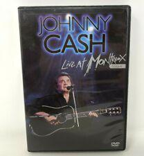 Johnny Cash - Live at Montreux 1994 DVD