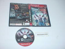 WWE SMACKDOWN VS. RAW 2011 game only in case - Playstation 2 PS2