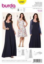 Burda Style Schnittmuster - Kleid mit Bolero - Nr.6947