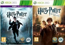 harry potter and the deathly hallows parts 1&2  xbox 360 pal