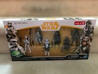 STAR WARS SOLO FORCE LINK 2.0 IMPERIAL TROOPER 6 PACK - TARGET EXCL. - MINT!!