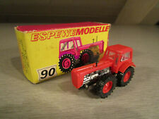 ESPEWE Modelle 1090 Dieseltraktor D4K H0 wie neu