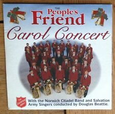 CD - THE PEOPLE'S FRIEND CAROL CONCERT - CHRISTMAS SPECIAL 2005