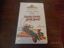 Original Chitty Chitty Bang Bang vhs 1968 in clamshell