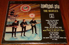 THE BEATLES SOMETHING NEW LP STILL FACTORY SEALED GERMAN IMPORT
