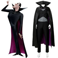 Hotel Transylvania 3: Summer Vacation Dracula Costume Cosplay Halloween Suit