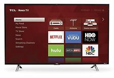 "TCL 43"" Roku Smart LED TV HDTV with 1080p Resolution  43S305 (2017 Model)"