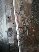 VolksWagen Crafter 2.5  2009 Vacuum Pipes/Pipe  2E0 611 931 A