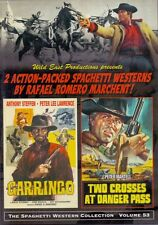 Garringo & Two Crosses At Danger Pass DVD Wild East Spaghetti Western