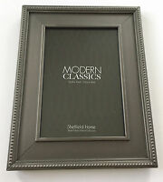 SHEFFIELD HOME Hand Polished Metal collection Modern Classics Picture Frame 5x7