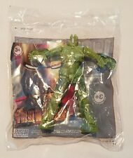 Iron Man 2 Green Cyclone Spinning Robot Drone Burger King 2010 New & Sealed