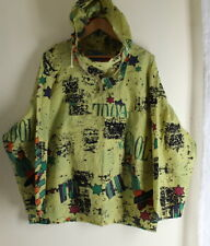 S.OLIVER VTG 80s 90s Sz M Retro Snowboard Urban Streetwear Hip-Hop Street Jacket