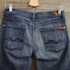 7 For All Mankind Womens Flare Jeans Size 27
