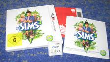 Nintendo DS 3 DS les sims 3 Allemand Top Dans neuf dans sa boîte avec mode d'emploi, etc. 3 DS XL 2 DS, etc.