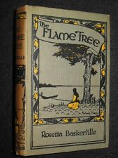 The Flame Tree (c1920) Uganda Folk-Lore by Rosetta Baskerville - Africa African