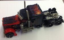 2010 Hasbro Transformers Movie Optimus Prime! Missing Guns! See Pics!