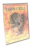 Jason Goes to Hell: The Final Friday [1993] (DVD, 2002, Unrated/Theatrical) NEW