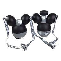 Disney Parks Mickey & Minnie Steamboat Willie Popcorn Bucket New In Original Bag