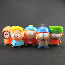 South Park Stan Kyle Eric Kenny Leopard 5 Pcs Action Figures Doll Kids Gift Toys