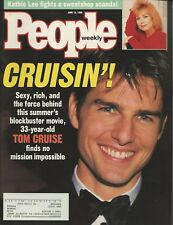 People Weekly;6/10/96 TOM CRUSE/MISSION IMPOSSIBLE ~ COMPLETE MAGAZINE