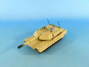 Matchbox Collectibles Steel Soldiers Collection M1A1 Abrams Tank