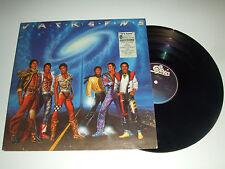 Jacksons – Victory - Disco 33 Giri LP Album Vinile Stampa OLANDA 1984 Funk/Soul