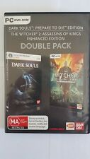 Dark Souls: Prepare to Die Edition and Witcher 2: Enhanced Edition Combo Pack