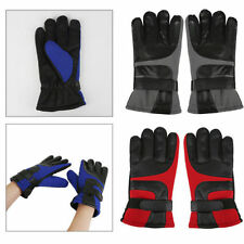 Men's Leather Cycling Gloves