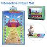 Islamic Electronic Prayer Mat Muslim Musallah Namaz Prayer Carpet Kids