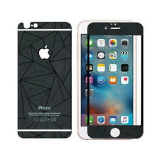 Front And Back Tempered Glass Screen Protector for iPhone 6 / 6 Plus/ 7 / 7 Plus