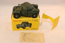Dinky Toys 814 Auto - Mitrailleuse Panhard mint in box all original condition
