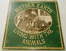 Mother Earth Living With the Animals LP G/F 1st press 1968 blues rock