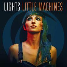 Lights Little Machines CD