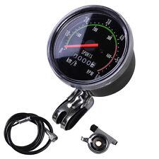 Vintage Style Bicycle/Bike Speedometer/Analog Classic Mechanical Odometer NEW