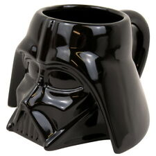 NEW OFFICIAL Star Wars Darth Vader Classic Retro 3D Novelty Coffee Tea Mug